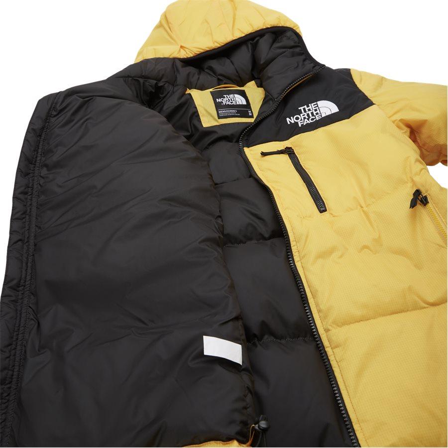 HIMALAYA DOWN - Himalaya Light Down Hood Jacket  - Jakker - Regular - GUL - 9