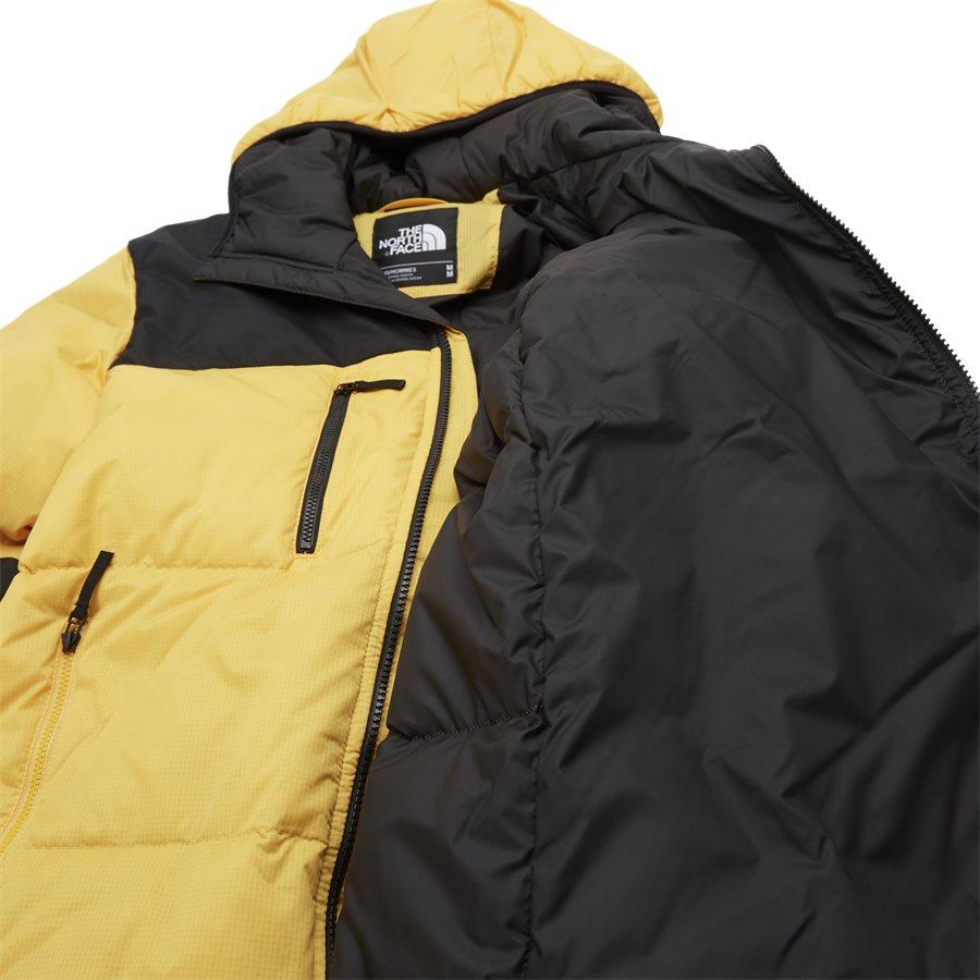 HIMALAYA DOWN - Himalaya Light Down Hood Jacket  - Jakker - Regular - GUL - 10