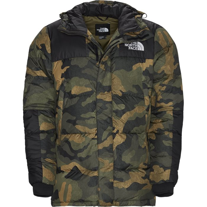 Deepford Down Jacket - Jakker - Regular - Army