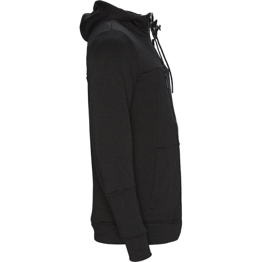 MOUNTAIN LIGHT FZ - Mountain Light Full Zip Sweatshirt - Sweatshirts - Regular - SORT - 4