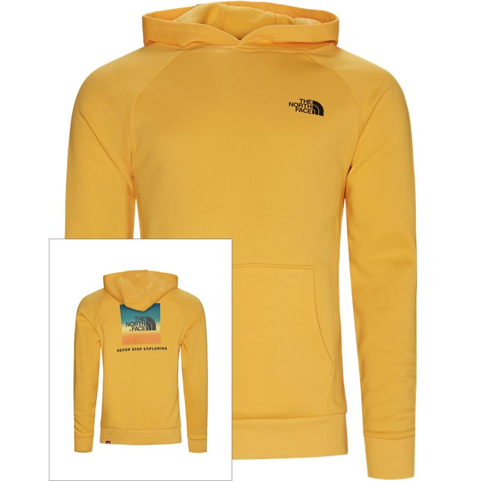 Sweatshirts - Yellow