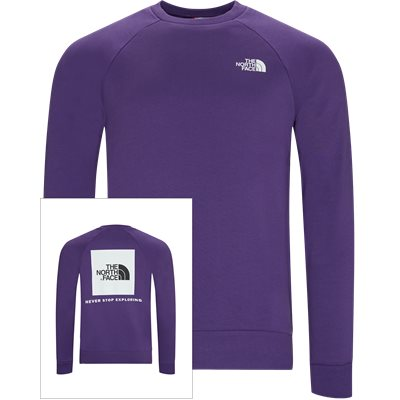 Regular | Sweatshirts | Lilac