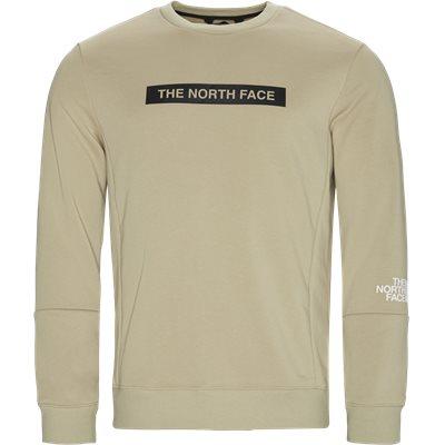 Light Crewneck Sweatshirt Regular | Light Crewneck Sweatshirt | Sand