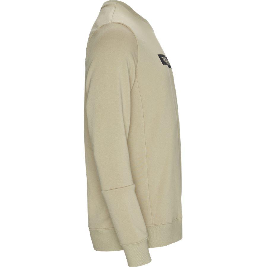 LIGHT CREW - Light Crewneck Sweatshirt - Sweatshirts - Regular - SAND - 4