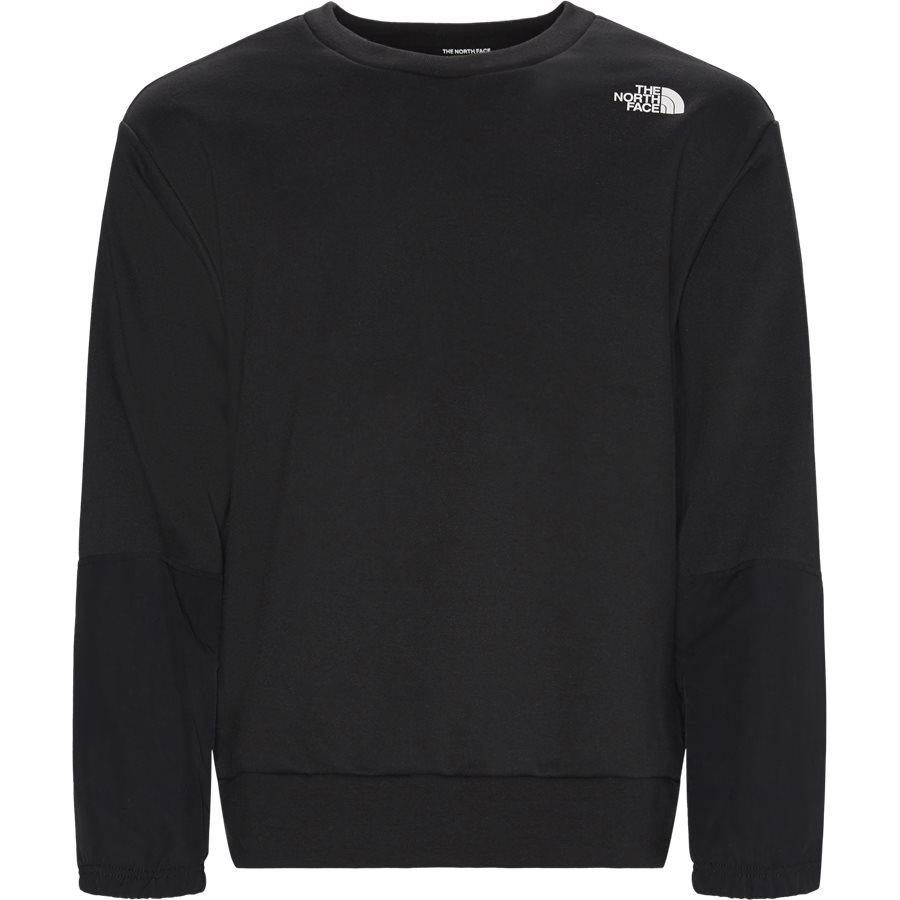 NSE CREW - Graphic LS Crew - Sweatshirts - Regular - SORT - 2