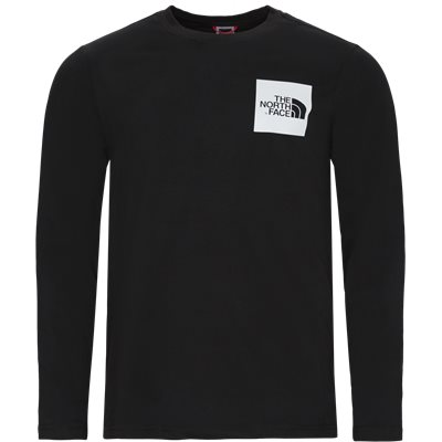 Fine Tee LS Regular | Fine Tee LS | Sort