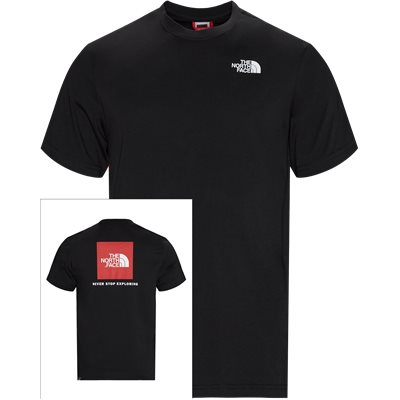 Red Box Tee Regular | Red Box Tee | Sort