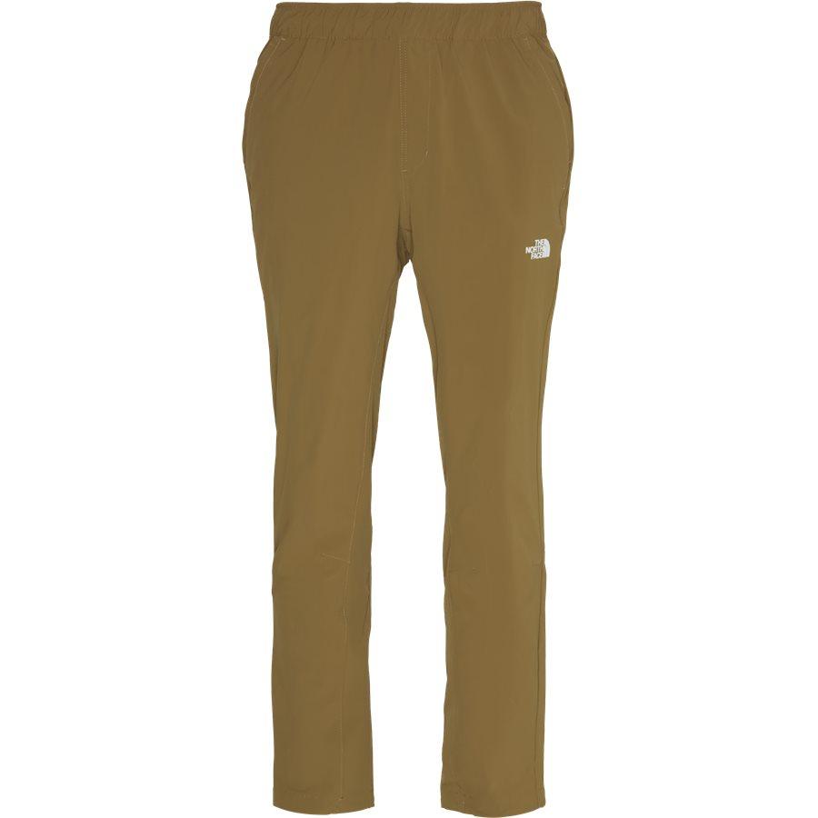 MOUNTAIN PANT - Mountain Pant - Bukser - Regular - SAND - 1