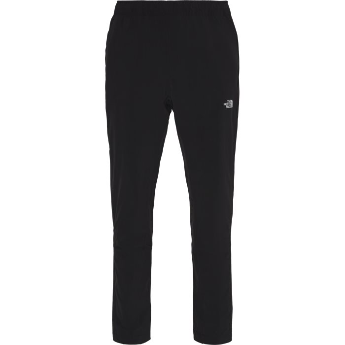 Mountain Pant - Bukser - Regular - Sort