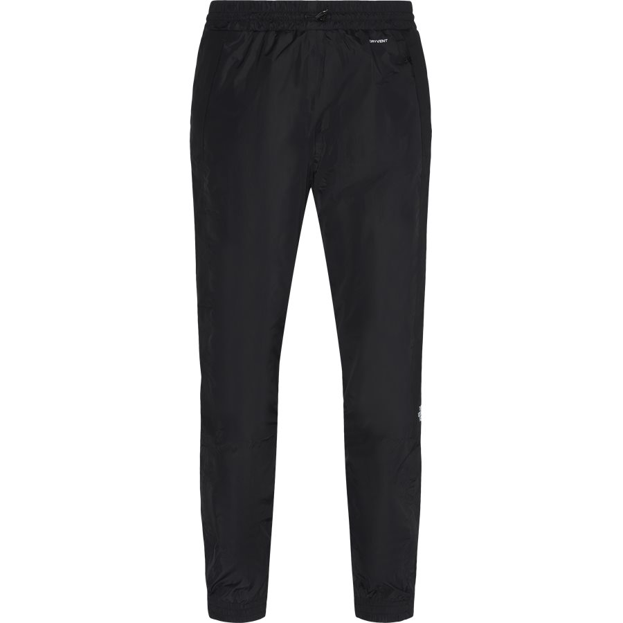 MOUNTAIN LITE PANT - Trousers - Regular - SORT - 1