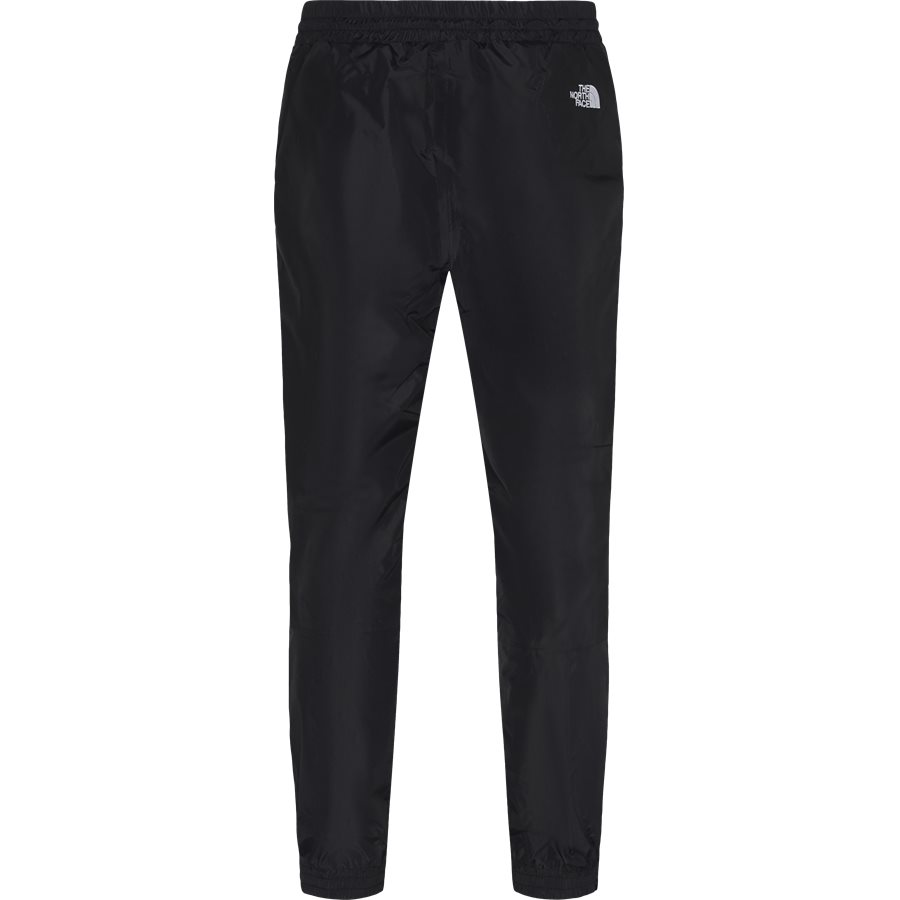 MOUNTAIN LITE PANT - Trousers - Regular - SORT - 2