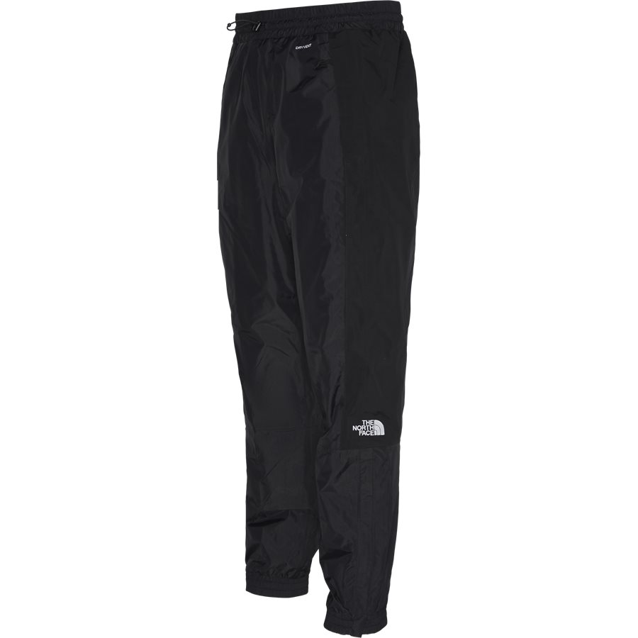 MOUNTAIN LITE PANT - Trousers - Regular - SORT - 3