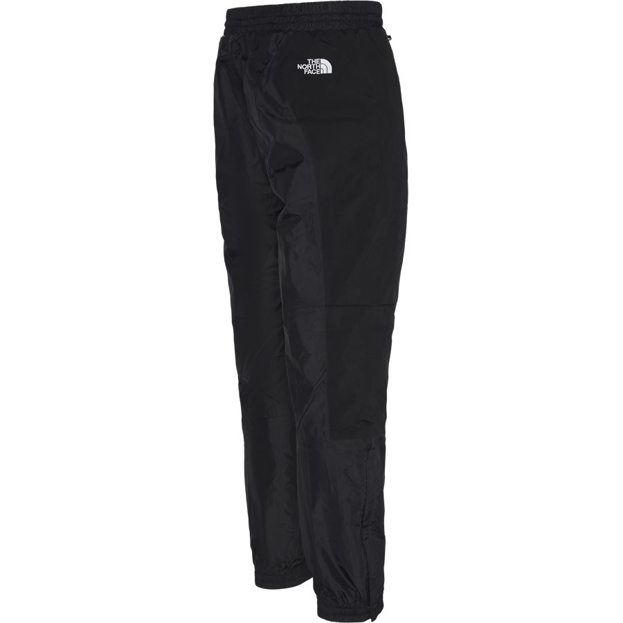 MOUNTAIN LITE PANT - Trousers - Regular - SORT - 4