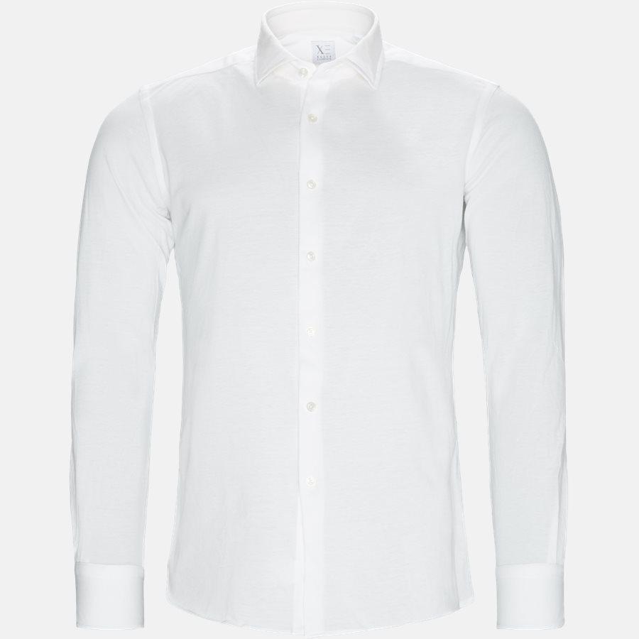 41468 J748 W - Skjorter - Slim - WHITE - 1