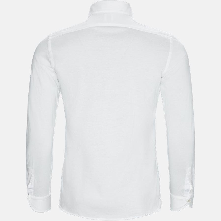 41468 J748 W - Skjorter - Slim - WHITE - 2