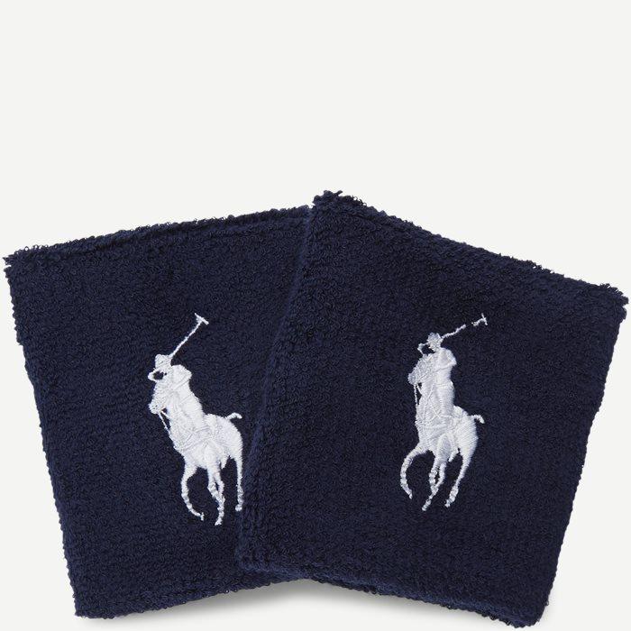 Wimbledon Uni Svedbånd - Accessories - Blå