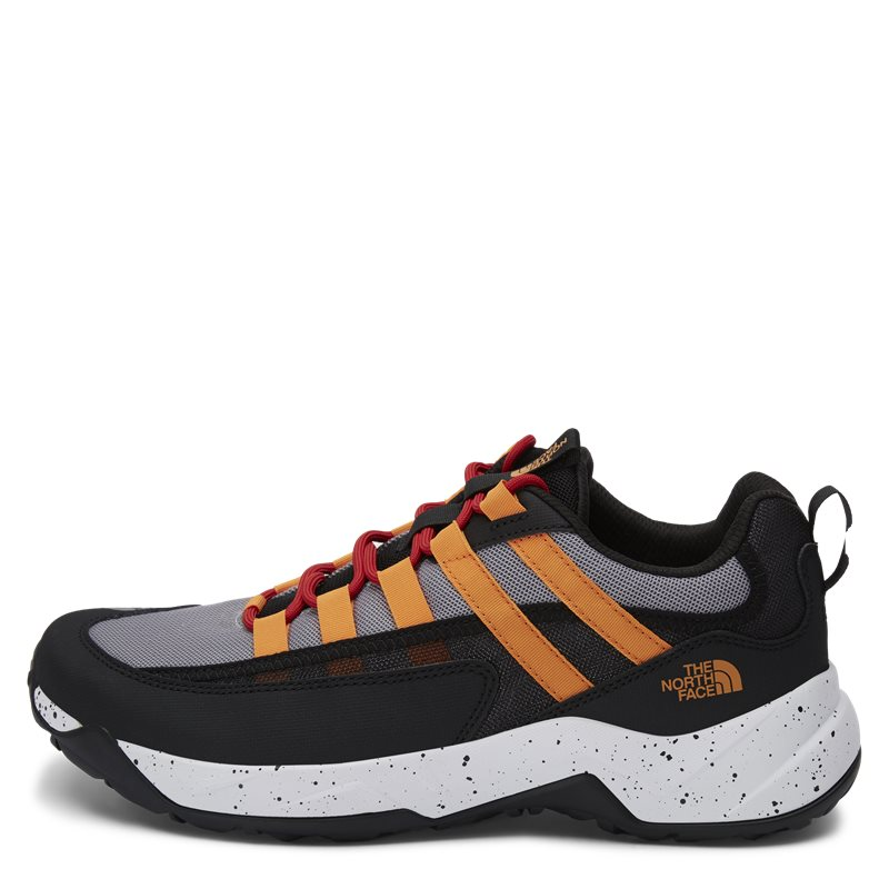 The north face trail escape crest sneaker sort/orange fra the north face på quint.dk