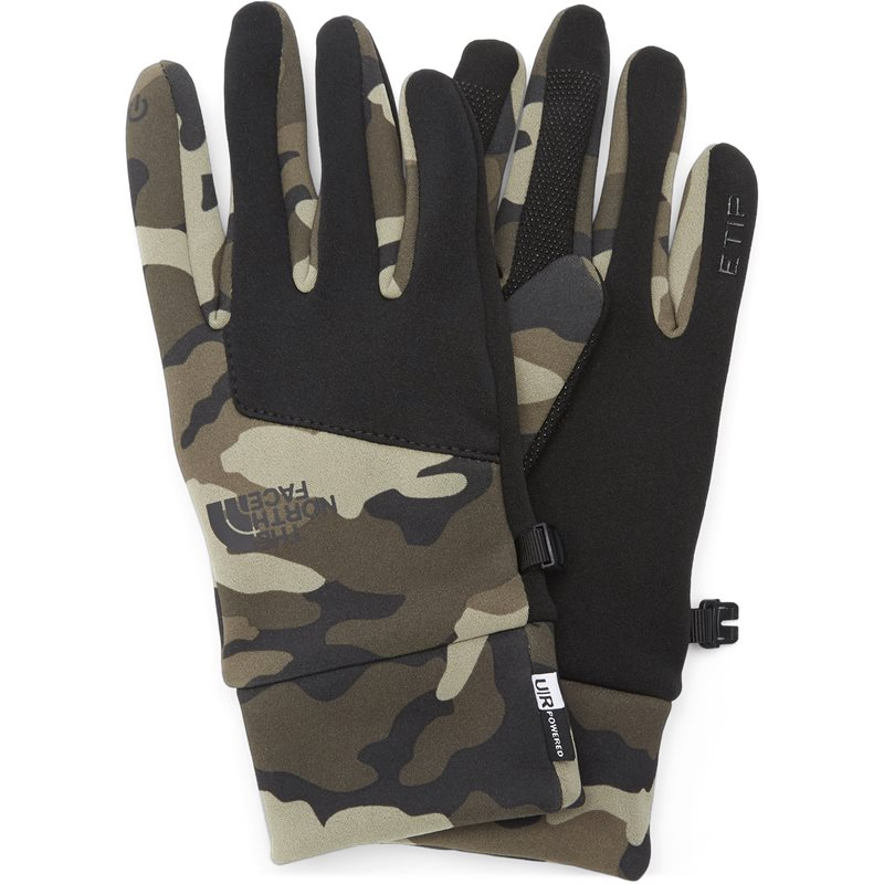 Image of   The North Face Etip Glove Camo