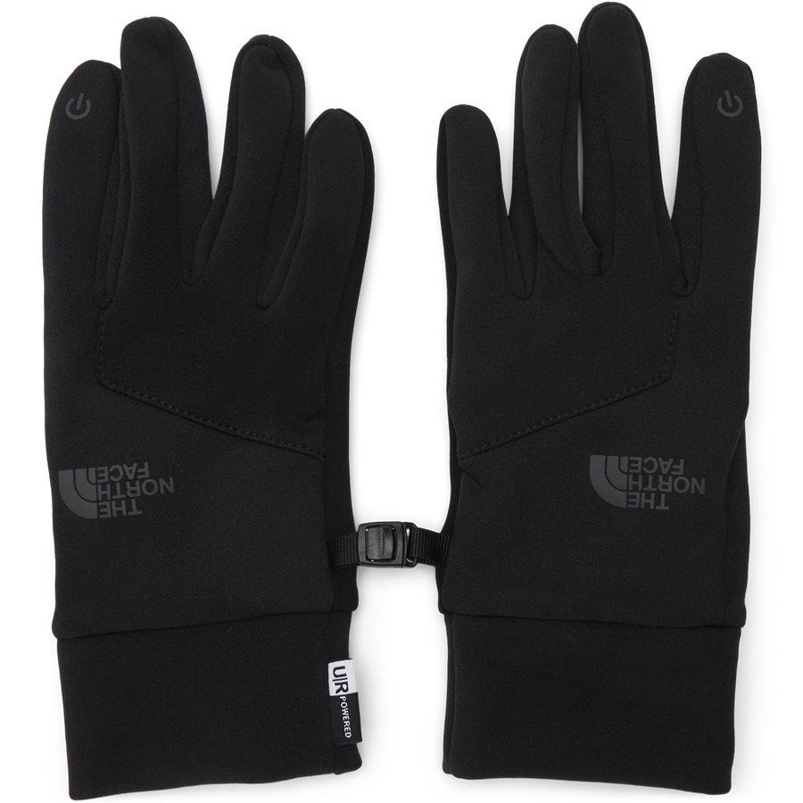 ETIP GLOVE - Etip Glove - Handsker - SORT - 2