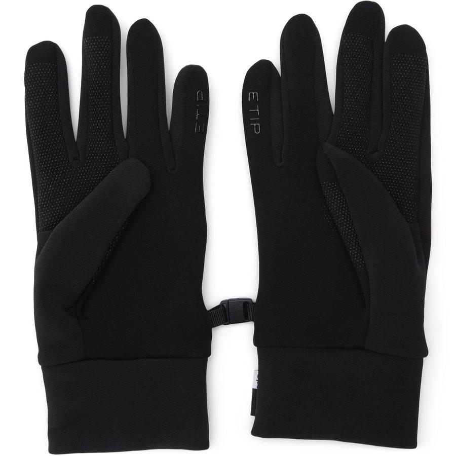 ETIP GLOVE - Etip Glove - Handsker - SORT - 3