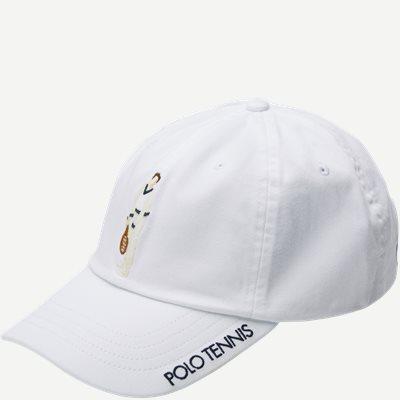 Wimbledon Ret White Hat Wimbledon Ret White Hat   Hvid