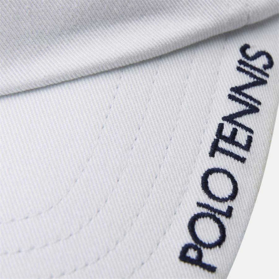 710749907 - Wimbledon Ret White Hat - Caps - HVID - 6