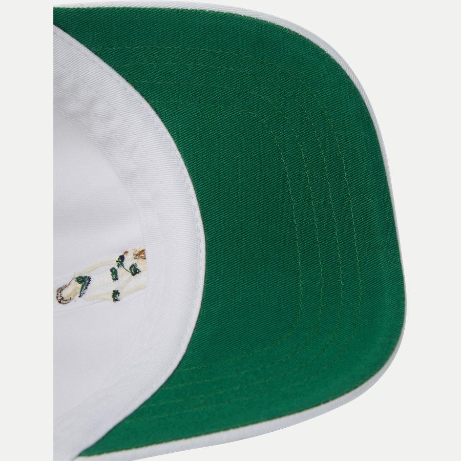 710749907 - Wimbledon Ret White Hat - Caps - HVID - 7