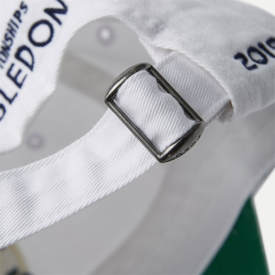 710749907 - Wimbledon Ret White Hat - Caps - HVID - 9