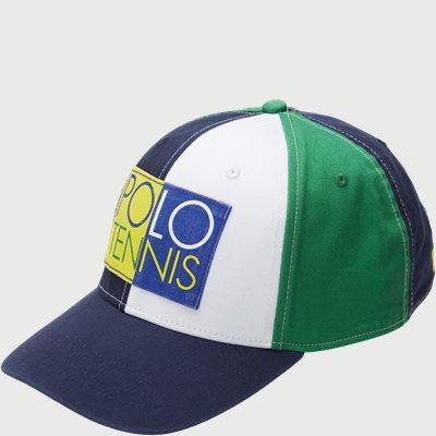 Wimbledon Ret Multi Hat Wimbledon Ret Multi Hat | Blå