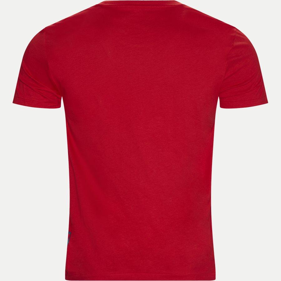 710748933 - T-shirts - Regular - RØD - 2