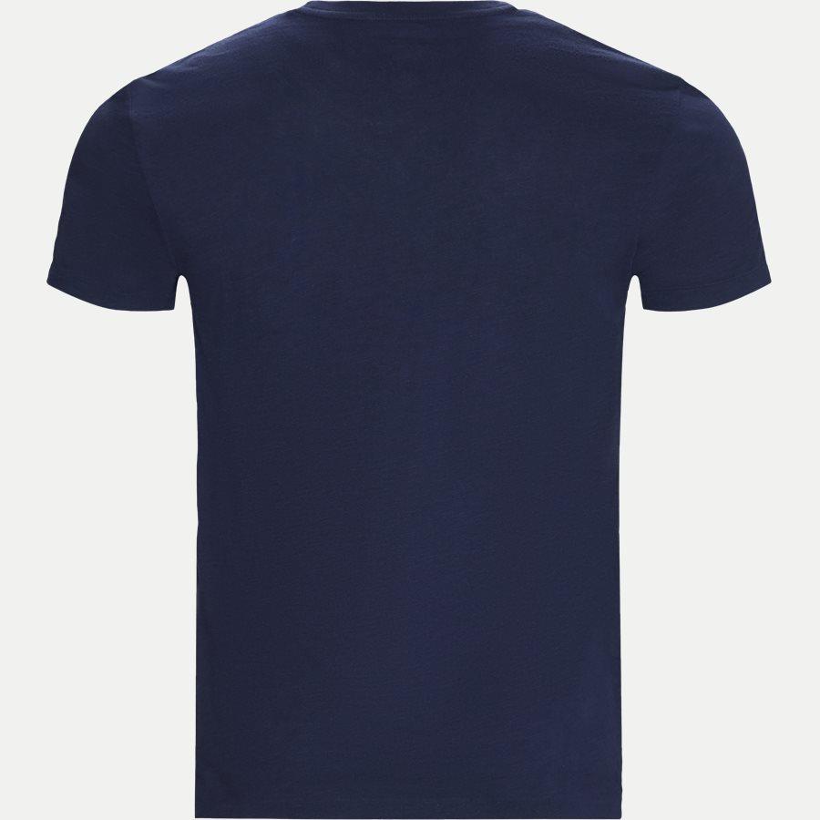 710748943 - Wimbledon Ret T-shirt - T-shirts - Regular - NAVY - 2