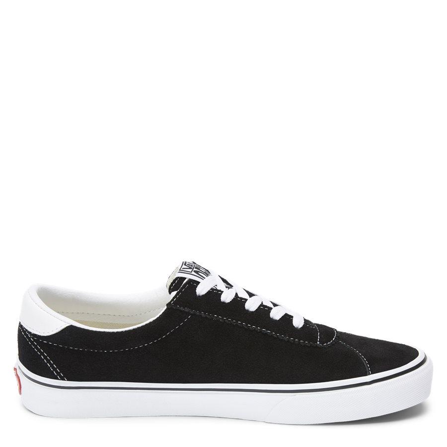 SPORT SUEDE VBU6A601 - Sport Suede Sneaker - Sko - SORT - 2