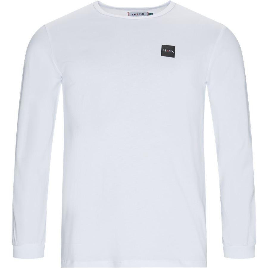 LF PATCH LS 1700029 - LF Patch LS - T-shirts - Regular - HVID - 1