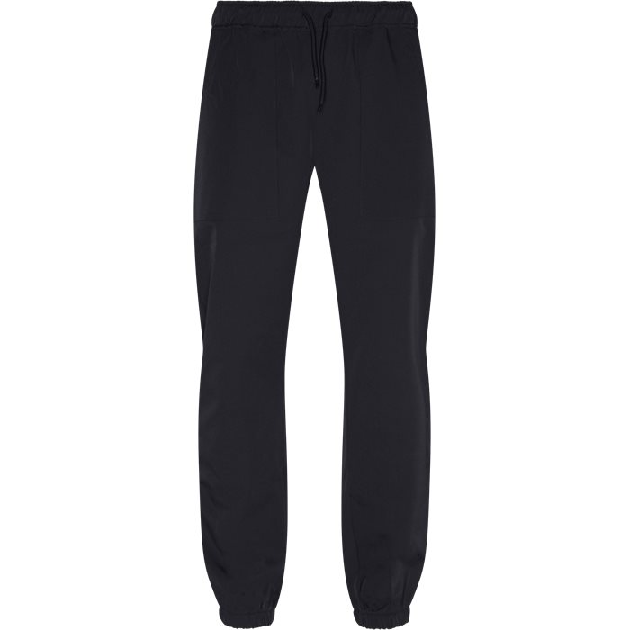 Loose Fit Pants - Bukser - Loose - Blå