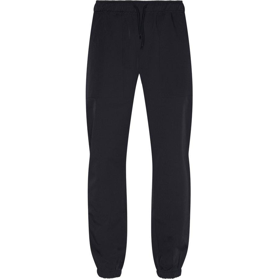LOOSE FIT PANTS 1802040 - Loose Fit Pants - Bukser - Loose - NAVY - 1