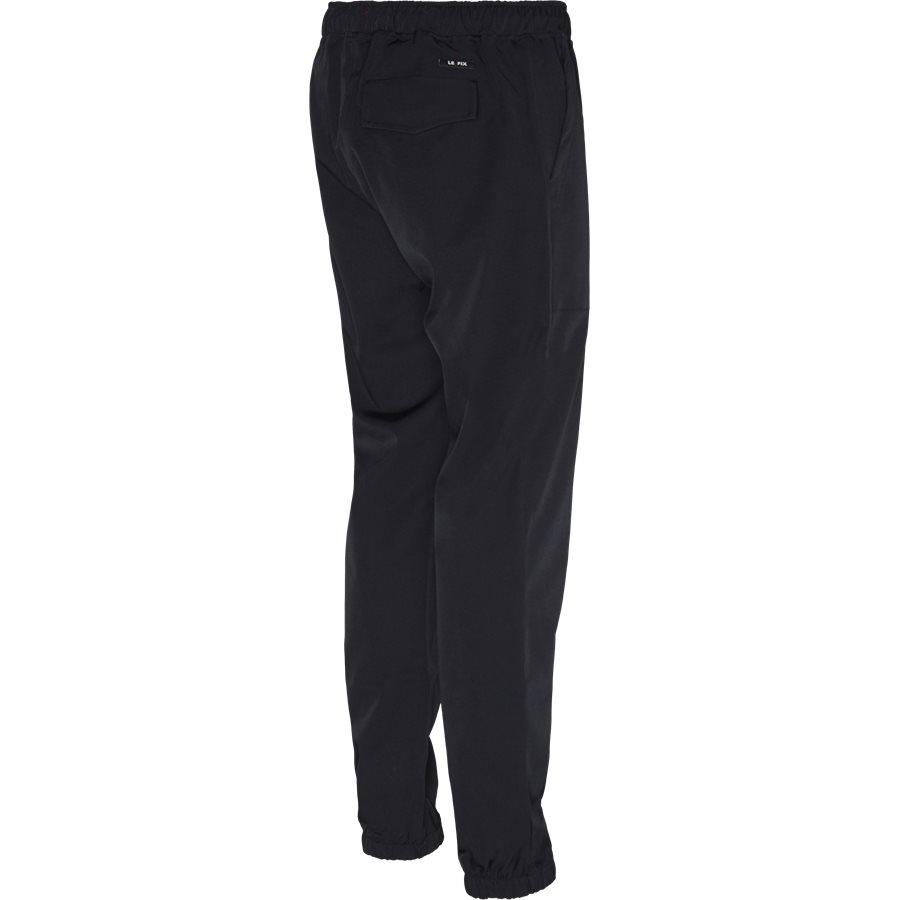 LOOSE FIT PANTS 1802040 - Loose Fit Pants - Bukser - Loose - NAVY - 3