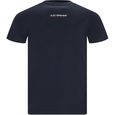 Regular | T-shirts | Blå