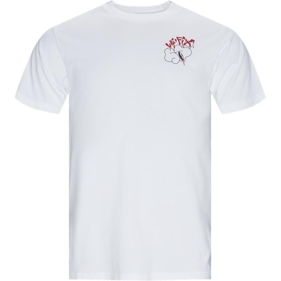 SABE TEE 1902003 - Sabe Tee - T-shirts - Regular - HVID - 1
