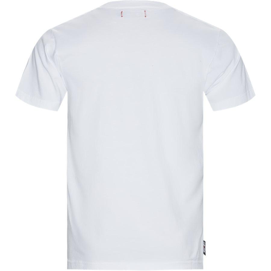 SABE TEE 1902003 - Sabe Tee - T-shirts - Regular - HVID - 2