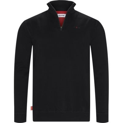 Q Zip Sweatshirt Regular | Q Zip Sweatshirt | Sort