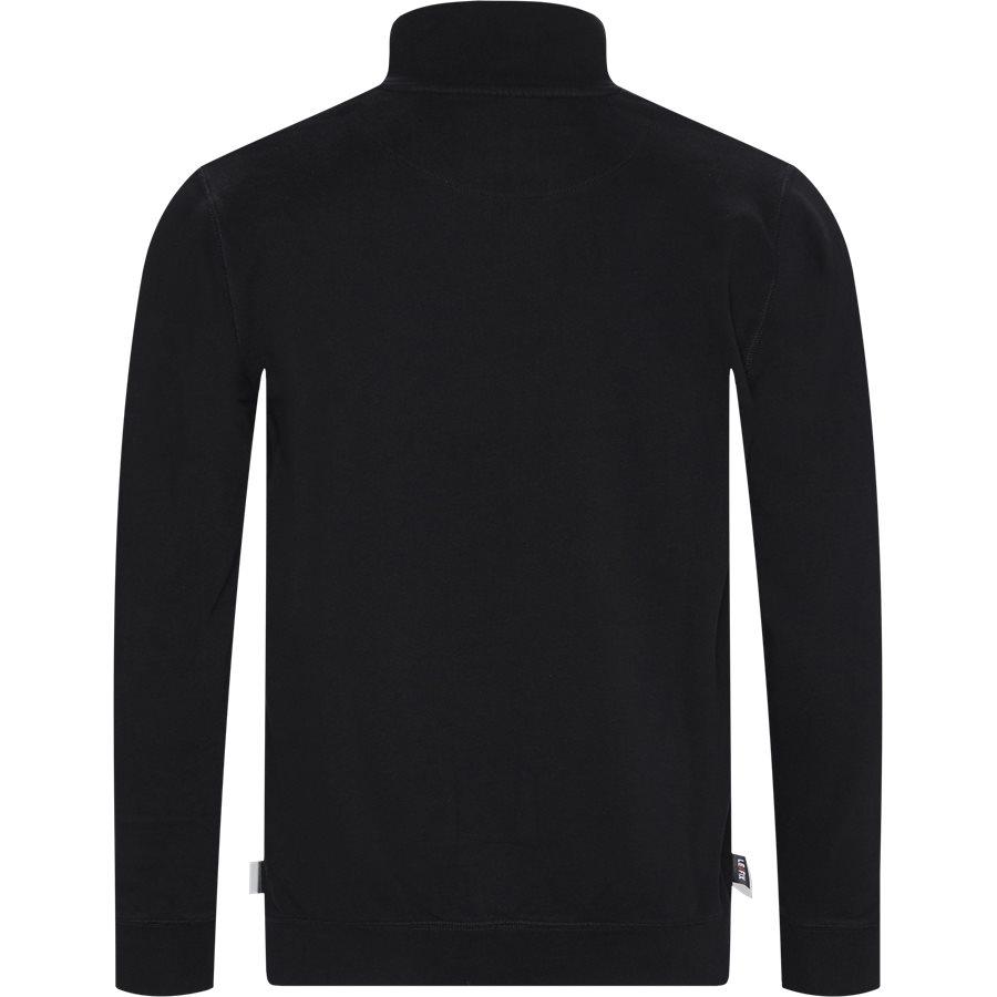Q ZIP 1902019 - Q Zip Sweatshirt - Sweatshirts - Regular - SORT - 2