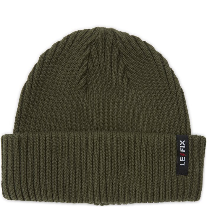 Cotton Sailor Beanie - Huer - Grøn