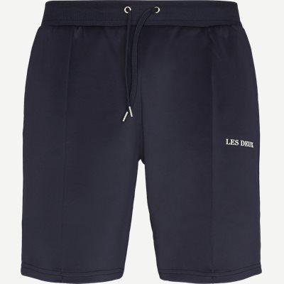 Ballier Track Shorts Regular | Ballier Track Shorts | Blå