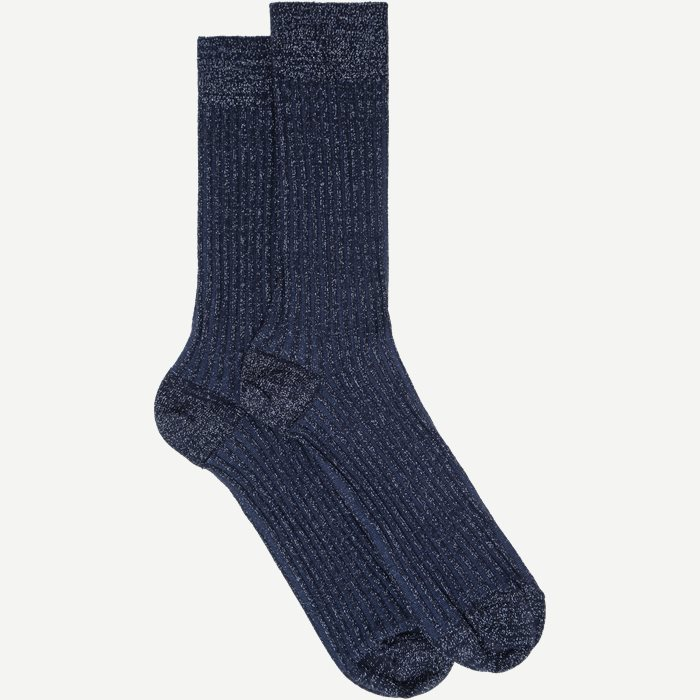 Strumpor - Regular - Blå