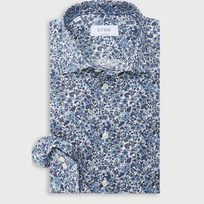 2766 Poplin Skjorte 2766 Poplin Skjorte | Blå