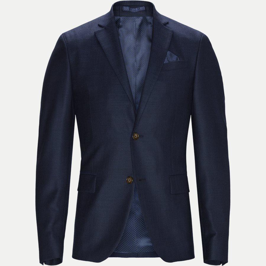 6729 STAR/SHERMAN - 6729 Star/Sherman Blazer - Blazer - NAVY - 1
