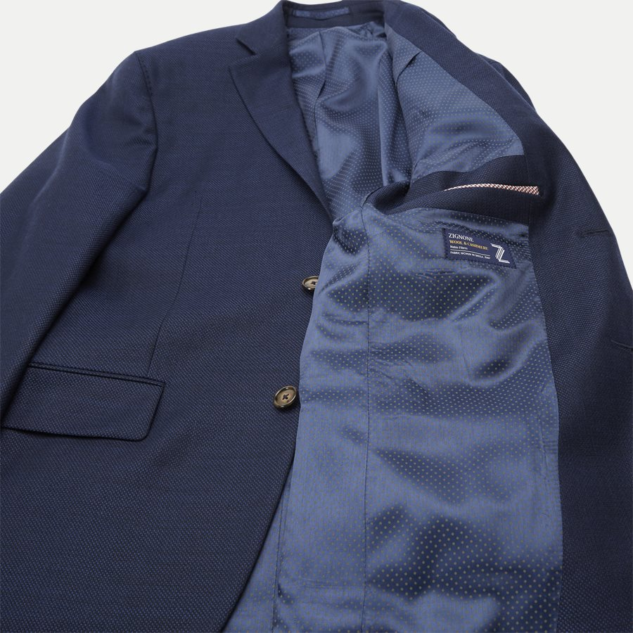 6729 STAR/SHERMAN - 6729 Star/Sherman Blazer - Blazer - NAVY - 8