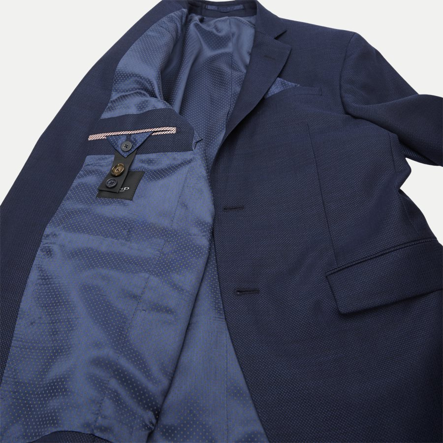 6729 STAR/SHERMAN - 6729 Star/Sherman Blazer - Blazer - NAVY - 9