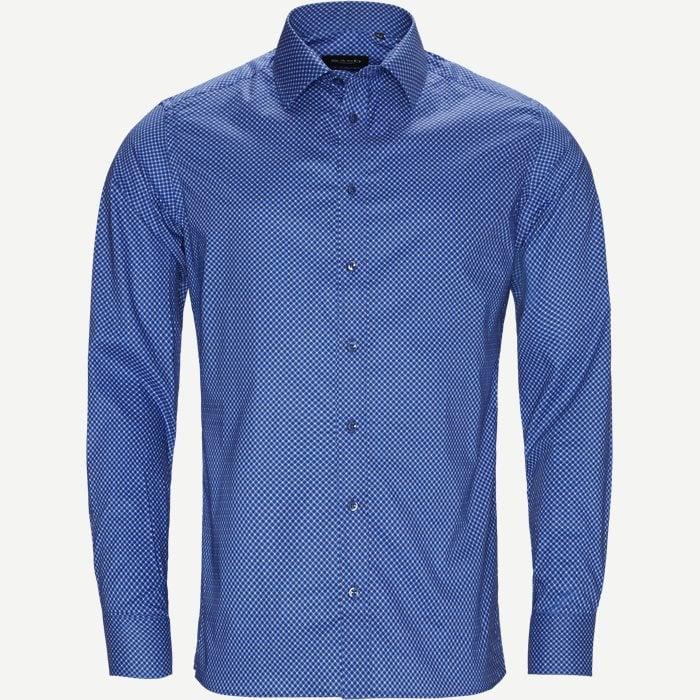 8288 Iver/State Skjorte  - Skjorter - Blå