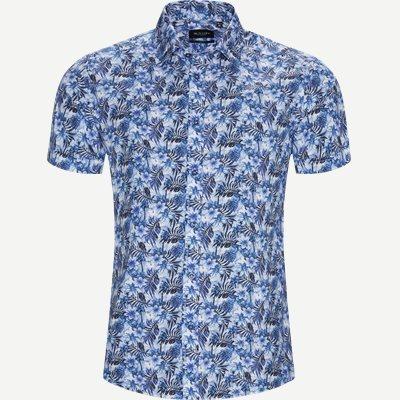 Iver/State Kortærmet Skjorte Iver/State Kortærmet Skjorte | Blå